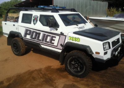 Military & Police Vehicles